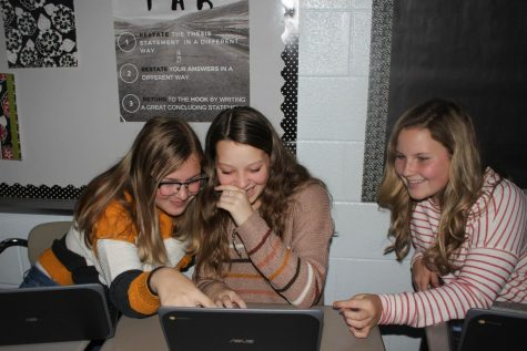 Behind the Scenes of Yearbook Staff