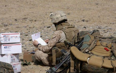 Christmas Letters for Soldiers