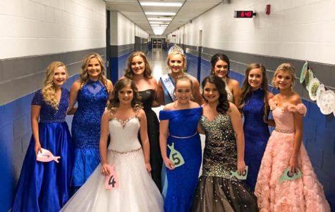 Miss Macon County Junior High 2020