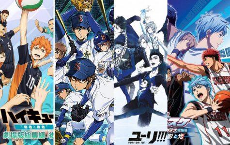 Top 5 Sports Animes to Binge Watch