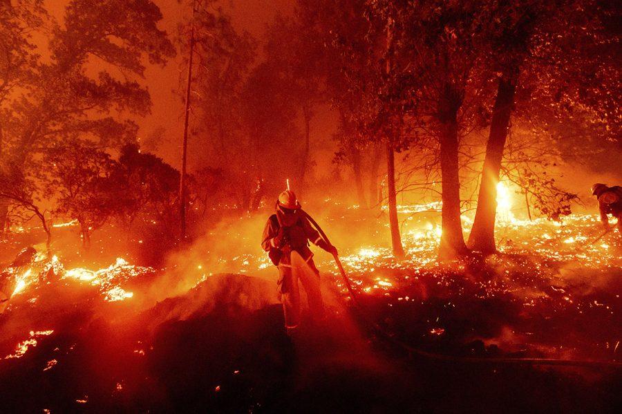 California+on+Fire