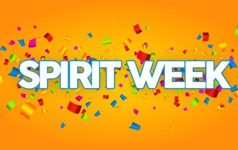 Halloween Spirit Week