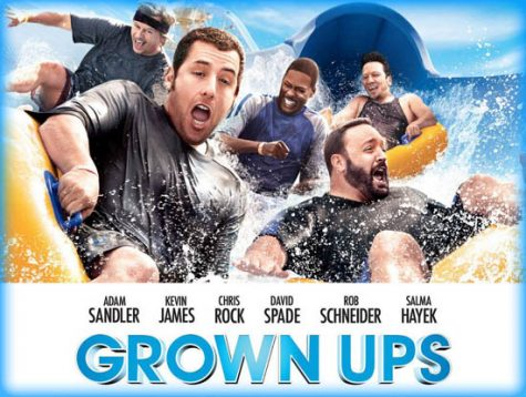 Movie Review: Grown Ups