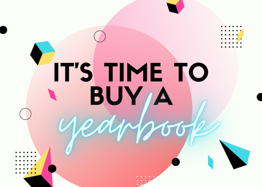 It's Time to Buy a Yearbook!