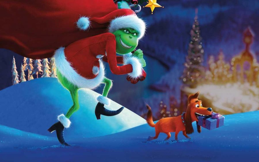 Movie Review: The Grinch (2018)