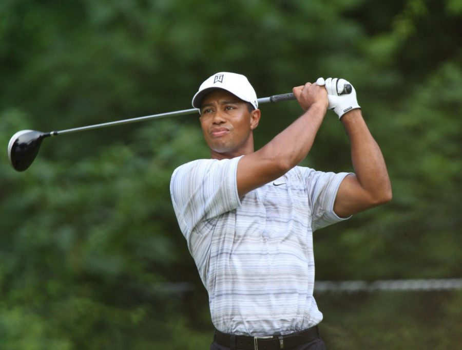 Tiger Wood's Accident